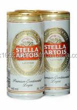 STELLA ARTOIS BEER BELGIUM ORIGIN..`````````