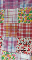 Indian Loose Patchwork handmade pure fabric