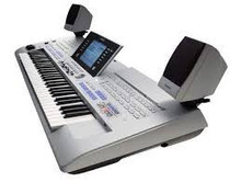 Discount and free shipping for new Yamah Tyros 3 Professional Keyboard