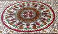 Mandala colgante de pared tapices elefante colchas/cubrecamas mantas las minorías étnicas