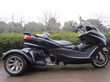 Brand New 300cc Tiger Trike Moped Scooter