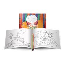 RafRaf Coloring book 2
