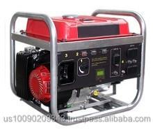 Double sine wave gasoline 5250W inverter generator deluxe