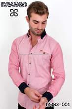 Men's 100% Cotton Design Shirts 2015