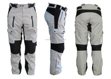Men`s Textile Full Protective Motorbike Cordura Pant