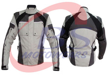 Men Custom made Motorcycle Cordura Jackets in High Quality