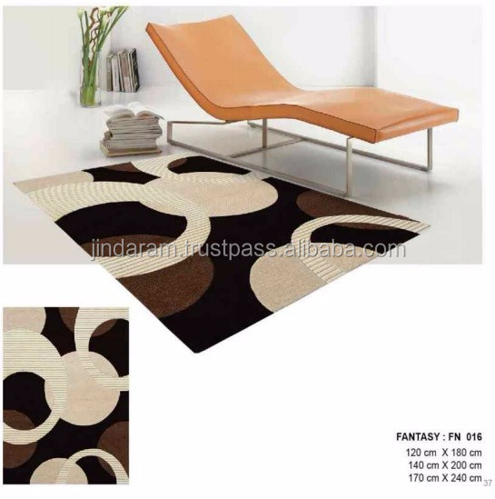 Fancy cotton customised sizes handtufted carpets for homes.jpg