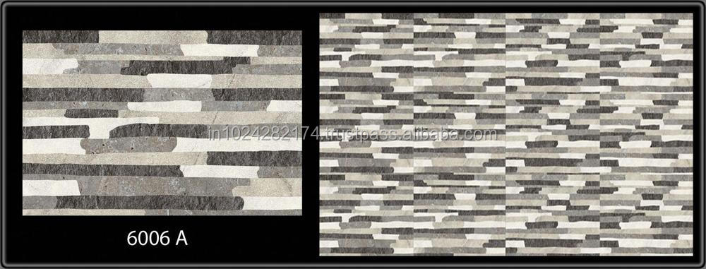Elevation exterior wall tiles in india 300x450mm buy for Exterior wall tiles design india