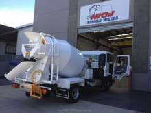 """BUFFALO"" brand - concrete mixers, concrete batch plants, dry mix plant, mobile batch plant, steel engineering works"