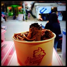 Hulala Ice Cream Pan