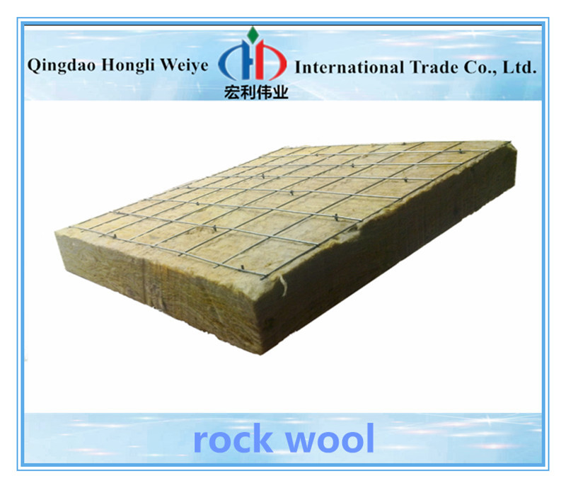 Lowest price thermal insulation rock wool board and for Mineral fiber insulation r value