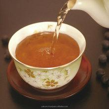 Black soybean health drink tea and high blood pressure
