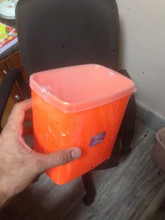 varities of plastic storage container