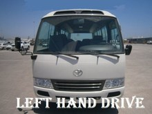 Used LHD Toyota Coaster Bus HZB50 30 2013