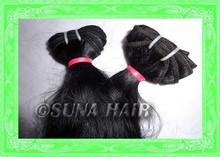 100% natural human romantic hair for indian and brazilian braiding