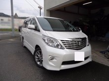 Toyota Alphard 350S prime selection II GGH20W 2010 Used Car
