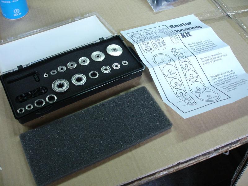 Router Bit Bearings Kit Wood Router Bit Set Bearing