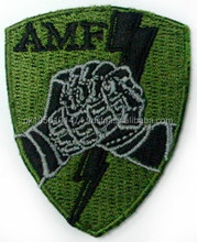 2015 New Brand Embroidery Patch Military Patch. Armed Forces green