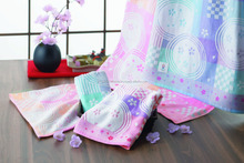 Soft touch absorbent Imabari towel , small lot order available
