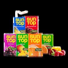 Suntop Fruit Juice 125ml ready to supply