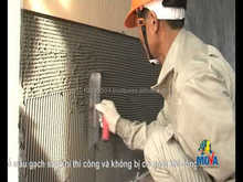 Mova MTA-FL Tile Adhesive (Flexible Tile adhesive for ceramic coating marble and stone adhesive) Made In Vietnam