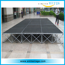 aluminum portable stage curtain used stage lighting for sale