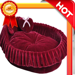 Wholesale cheap soft pet bed dog house pet bed for dogs