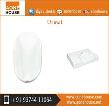 Big Size Public Using Urinal/Men toilet seat/Floor Standing Ceramic Urinal