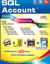 SQL Accounting Software with GST