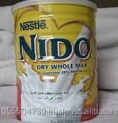 Nestle Nido Instant Full Cream Milk Powder 1800g,High Quality Red Cap Nido/Nestle Milk Powder