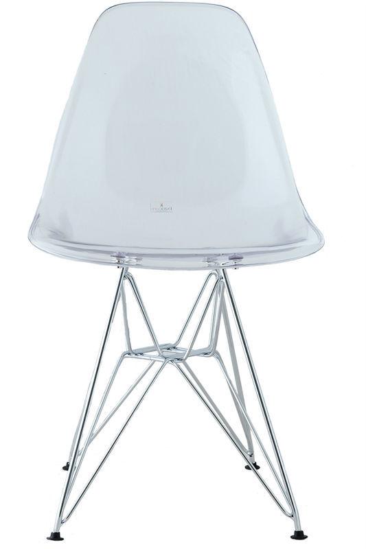 Pepe gotti transparente chaise pour salon ou la cuisine - Erreurs que pratiquement tout le monde fait en design dinterieur ...