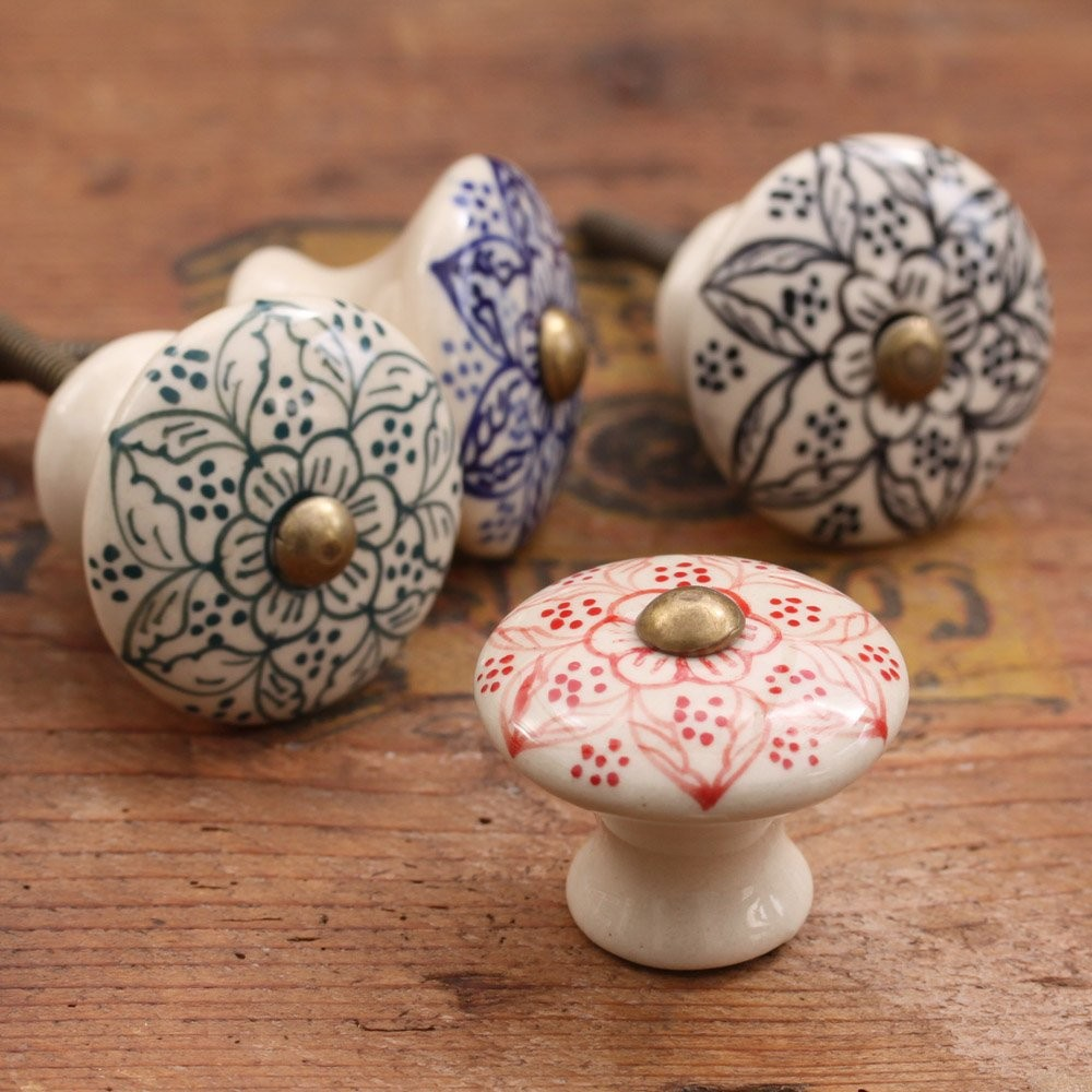 knobs wholesale decorative colorful knobs for kitchen cabinet door