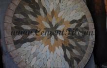 Encaustic cement tiles CTS Mosaic Table 5
