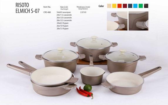 non b ton c ramique aluminium pots sans danger pour la sant appareils de cuisine id de produit. Black Bedroom Furniture Sets. Home Design Ideas