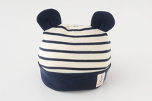 baby caps and hats manufactufre kids products wholesale hat cotton animal bear ear high quality infant wear child clothes