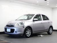 USED CARS - NISSAN MARCH (RHD 820896 GASOLINE)