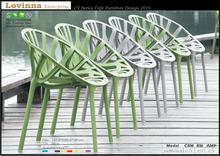 Wholesale Comfortable PP Chair, Modern Chair, Ghost Chair, Lovinna 2016 Chair, Singapore Modern Chair, Acrylic chair, PP Chair