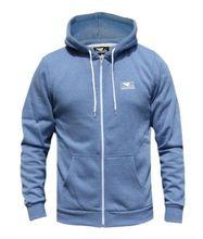 fashionable cotton fleece zipper mens plain color hoddi