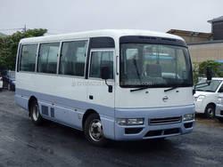 USED BUSES - NISSAN CIVILIAN BUS DX (RHD 821211 GASOLINE)