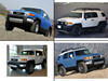 Japanese and Reliable used toyota fj cruiser at reasonable prices long lasting