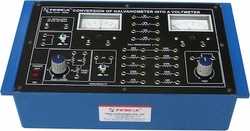 Conversion Of Galvanometer Into A Voltmeter