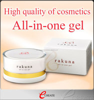 High quality and Moisturizing snail secretion filtrate All in one gel with beautiful skin made in Japan