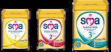 Cheap Sma Follow On Milk Powder 900G, SMA First Infant Milk Powder From Birth Onwards