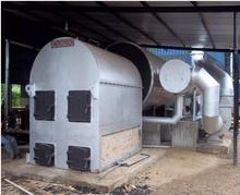 20,00,000 Lac Kcal/hr Wood/Briquete/Coal Fired Thermic Fluid Heater.