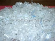 Hot Washed Clear / Transparent Pet Flakes (Hot Washed)