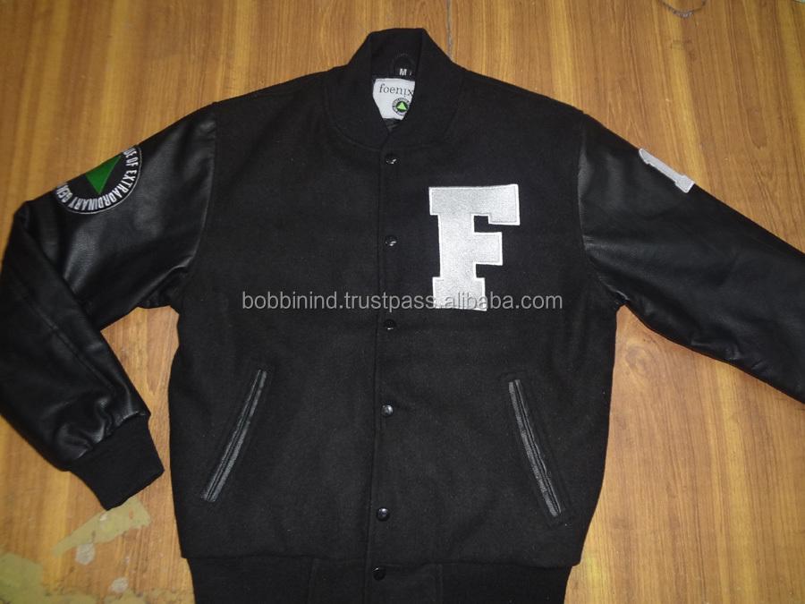 Varsity Jackets / Get Your Own Designed Varsity Jackets From Sialkot Pakistan\ customize varsityJacket