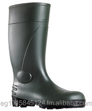 NETCO Safety PVC BOOT EN ISO 20345 2004 S4-S5