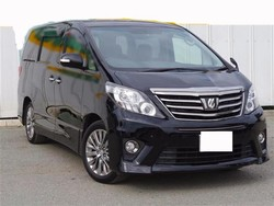 Toyota Alphard 240S type Gold ANH20W 2013 Used Car