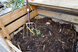 Bio composting in less period