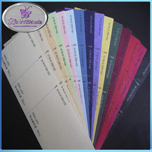ZHBZ-016 Embossed Printable Color Paper- Maple